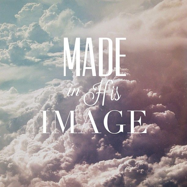 So God Created Man In His Own Image In The Image Of God He Created Him Male And Female He Created Them Genesis 1 27 Gods Love Word Of God God