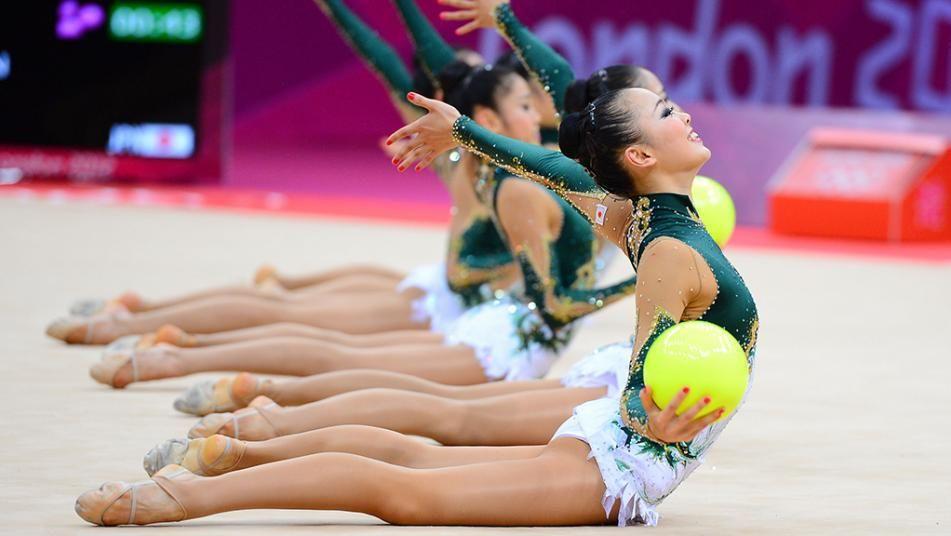 Group JAPAN 5 Balls