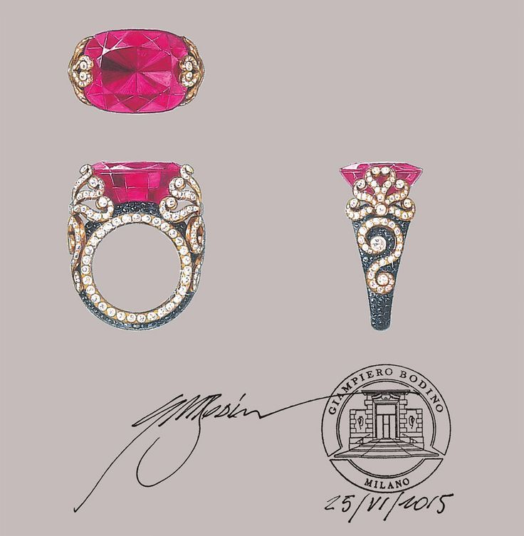 Pin By Julia Solete On JEWELRY LOVE Jewelry Illustration