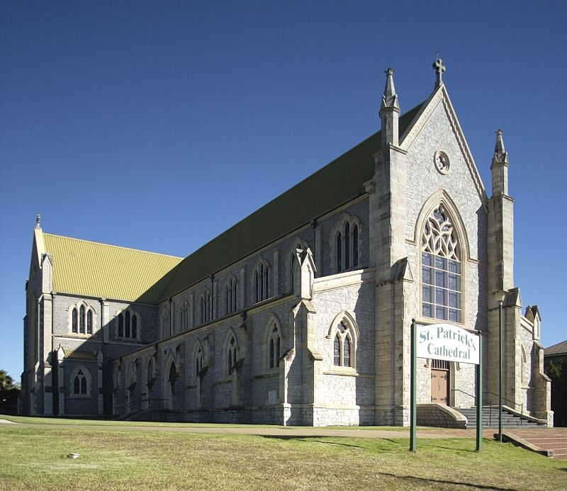 St Patrick S Cathedral Toowoomba Toowoombaregion Architecture Churches Toowoomba St Patricks Cathedral Region
