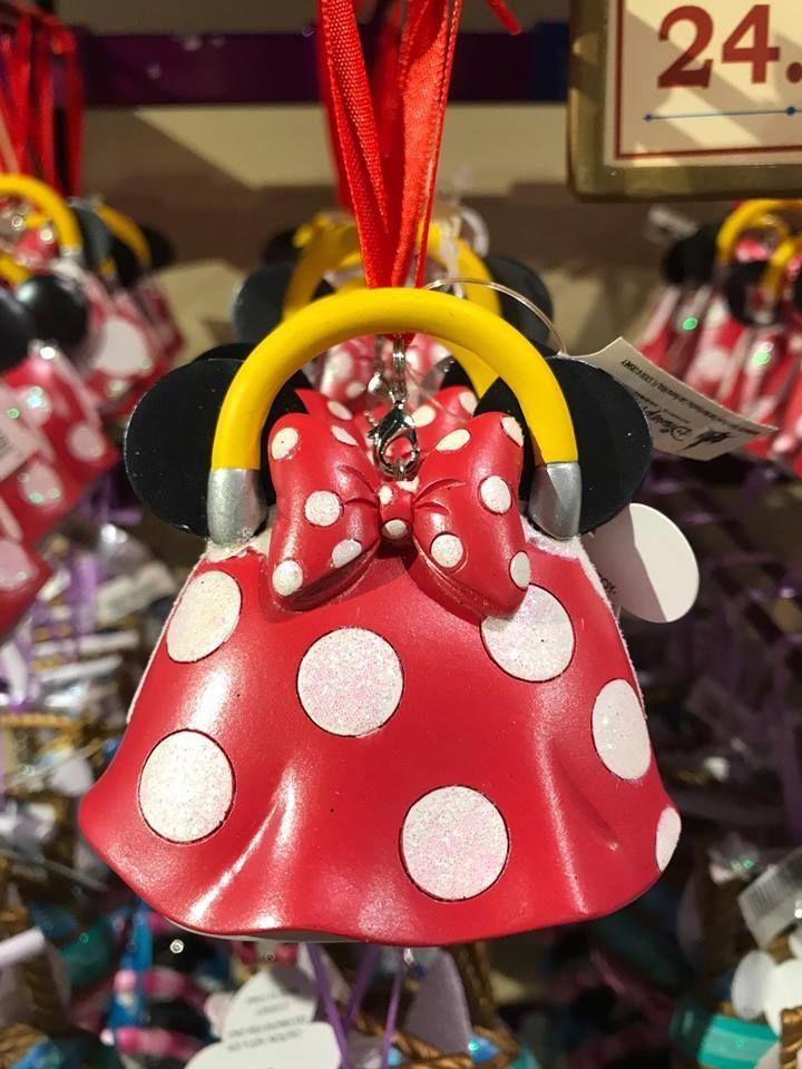disney purse bag handbag christmas ornaments tinker bell mary poppins  minnie mouse - Disney Purse Bag Handbag Christmas Ornaments Tinker Bell Mary