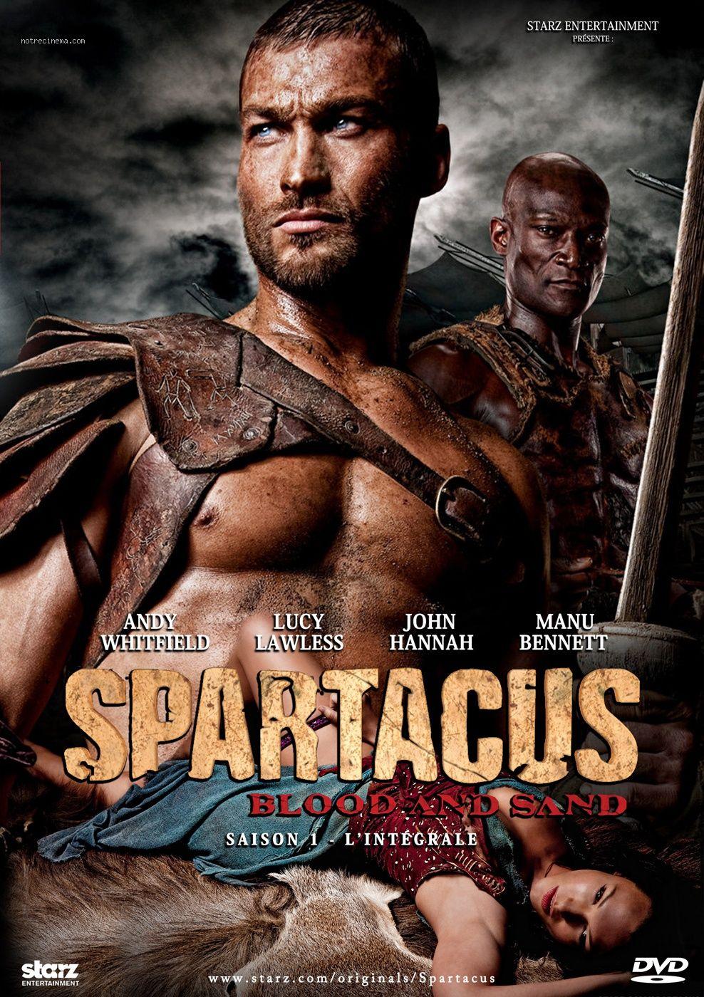Image result for spartacus le sang des gladiateurs