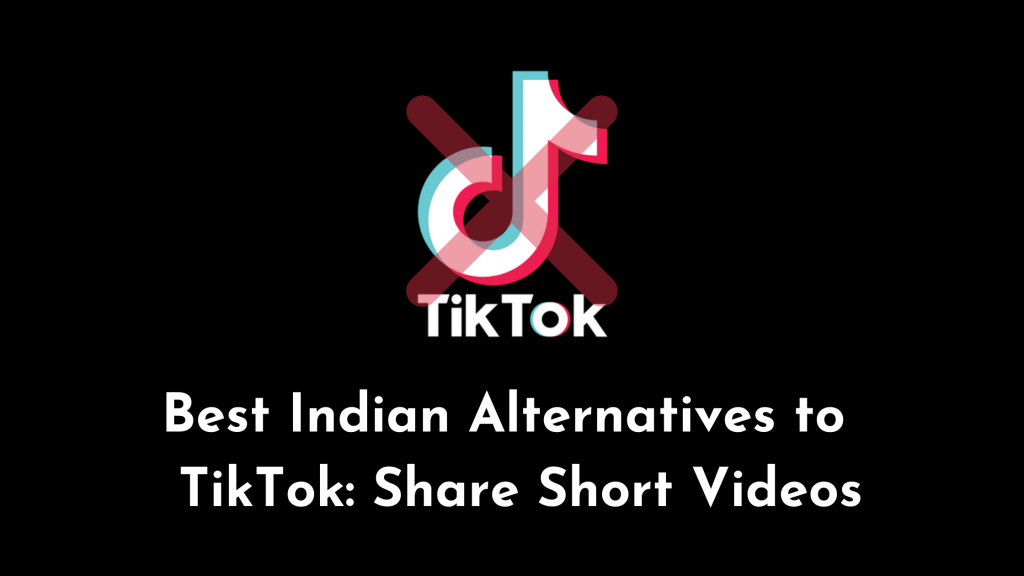 4 Indian Alternatives To Tiktok Share Short Videos Hitricks How To Find Out Free Stock Video Jackpot