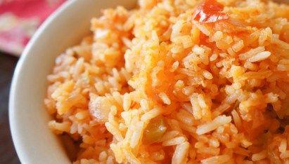Quick and Easy Spanish Rice {5 Ingredient}