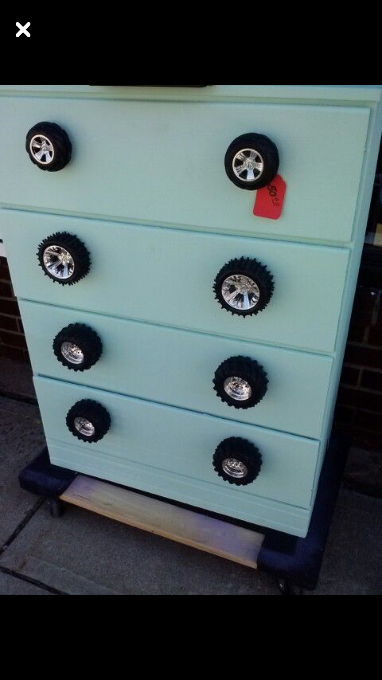 Dresser Pulls Are One Of The Most Easily Customised Detail Turn A Into Race Track With Diffe Car Wheels