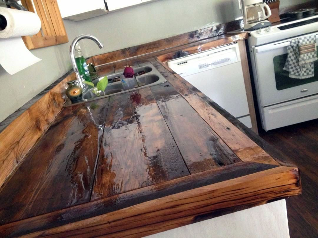 20 Options For Kitchen Countertops Wood Countertops Kitchen Diy