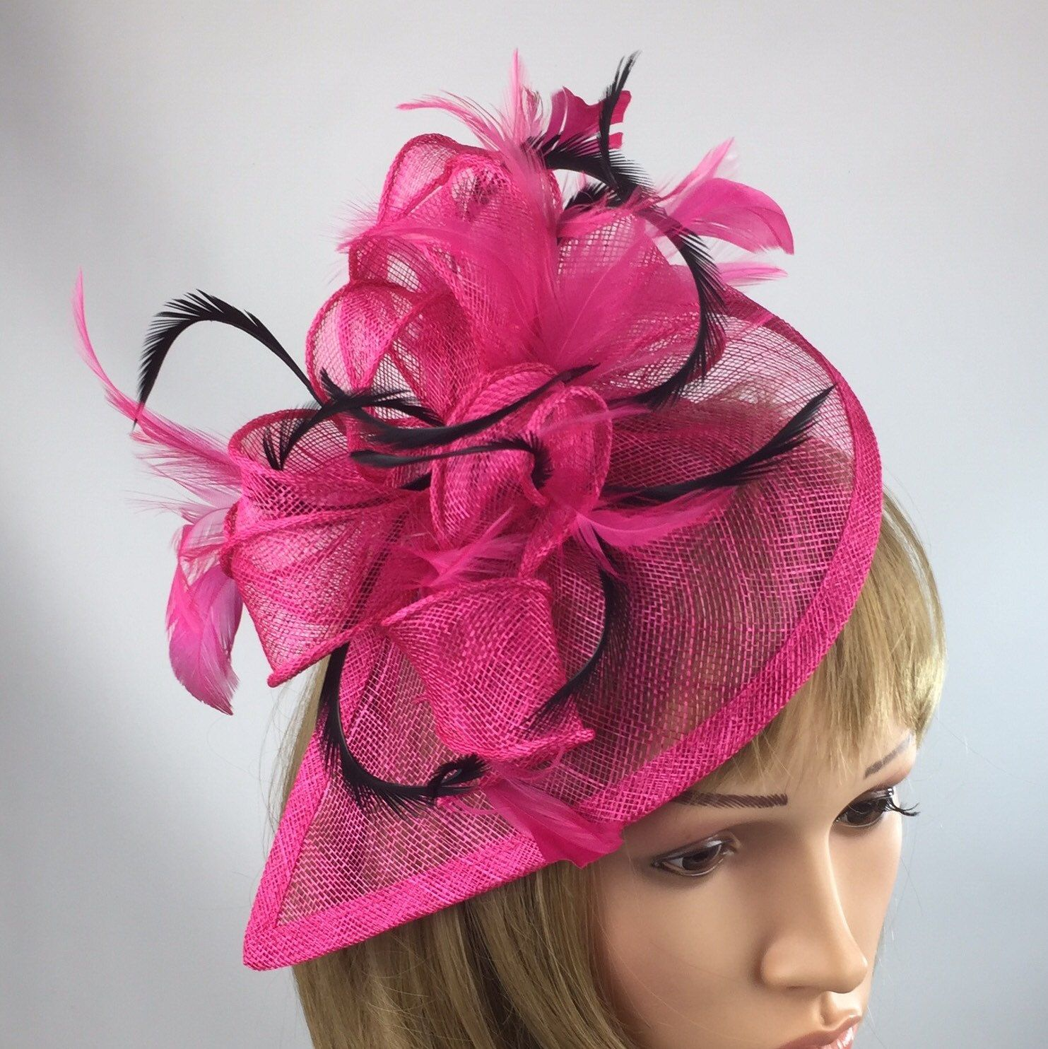 Visit Pretty Elegant 1 Etsy shop for all your fascinator and wedding ...