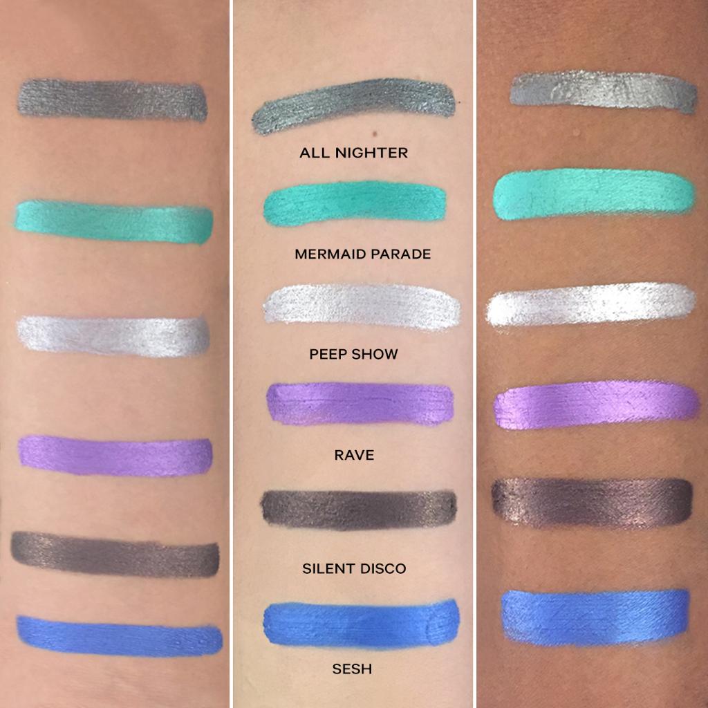 Eye Pigment MILK MAKEUP Sephora ISO Mermaid, Rave