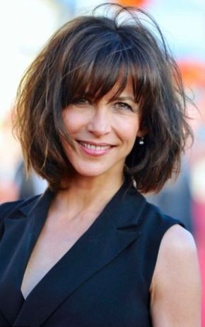sophie marceau coiffure coiffure2017 modele2017 sophie marceau pinterest sophie marceau. Black Bedroom Furniture Sets. Home Design Ideas