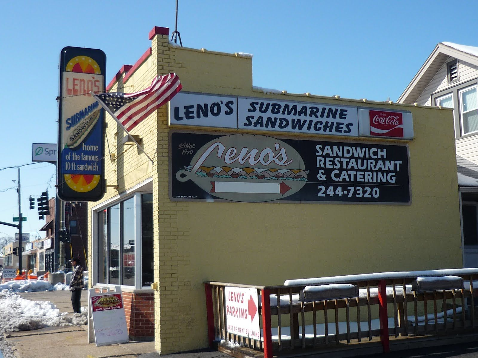 Best Sandwich Place In Waukegan Il Waukegan Sandwich Restaurant Zion Illinois