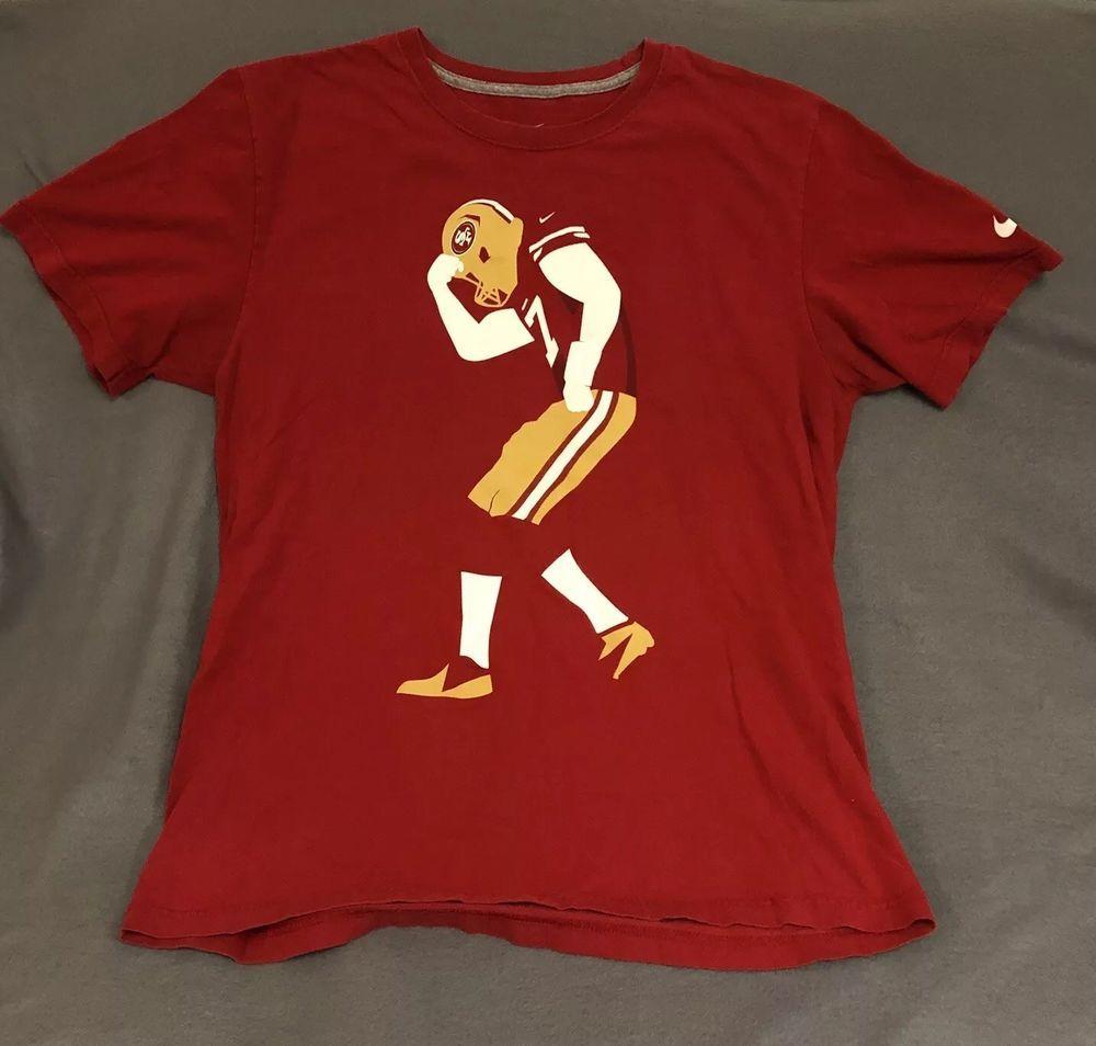 Fan Apparel & Souvenirs Football-nfl Aspiring Vtg 49ers Shirt