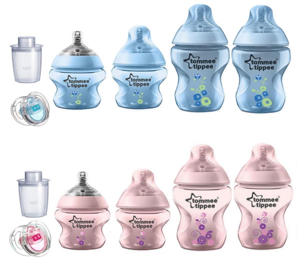 Tommee tippee bottles newborn