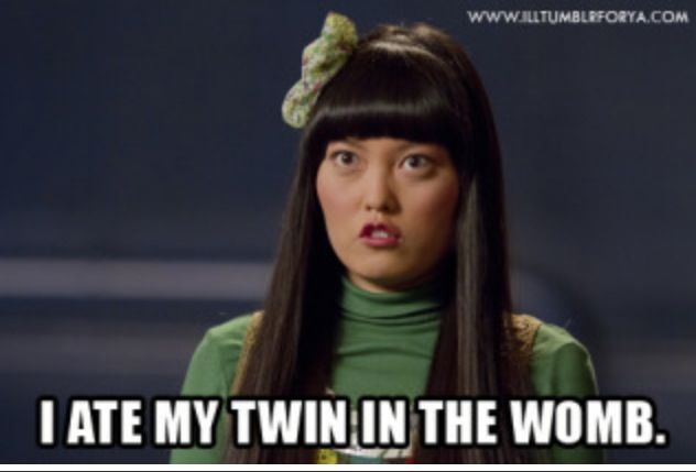 Asian girl in pitch perfect | laugh a little | Funny movies, Funny