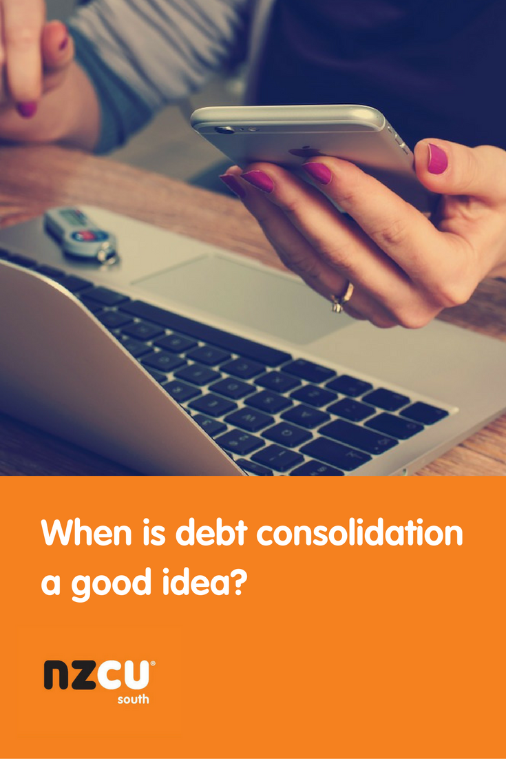 when is debt consolidation a good idea? find out when debt