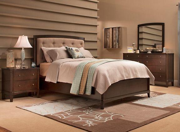 queen bedroom set bedroom sets raymour and flanigan furniture
