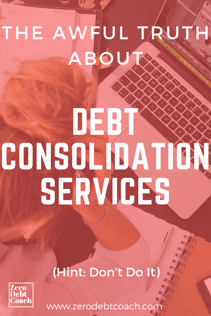 The Awful Truth About Debt Consolidation Services The Awful