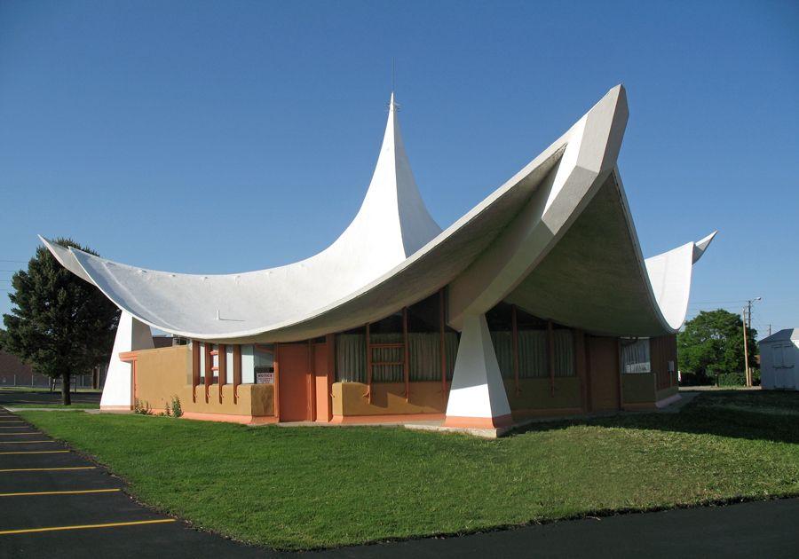 Architecture Unique Roof Designs 6