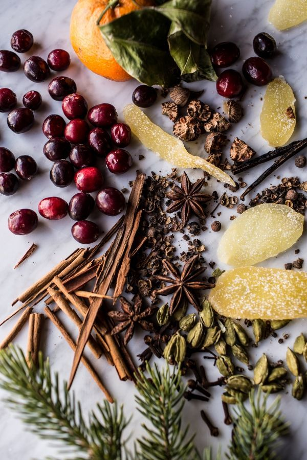 Christmas Potpourri Recipe Christmas scents, Homemade