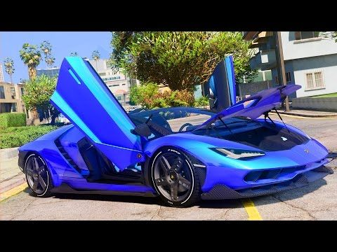 Awesome Gta 5 Best Supercar Mods Of 2016 Gta 5 Mods Super Cars Lamborghini Car