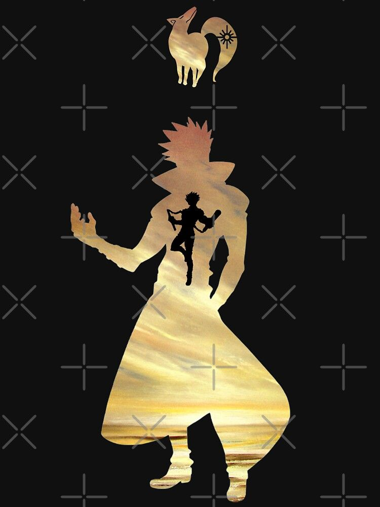 Ban The Fox Sin Seven Deadly Sins Essential T Shirt By Blason Seven Deadly Sins Anime Anime Wallpaper Cool Anime Pictures