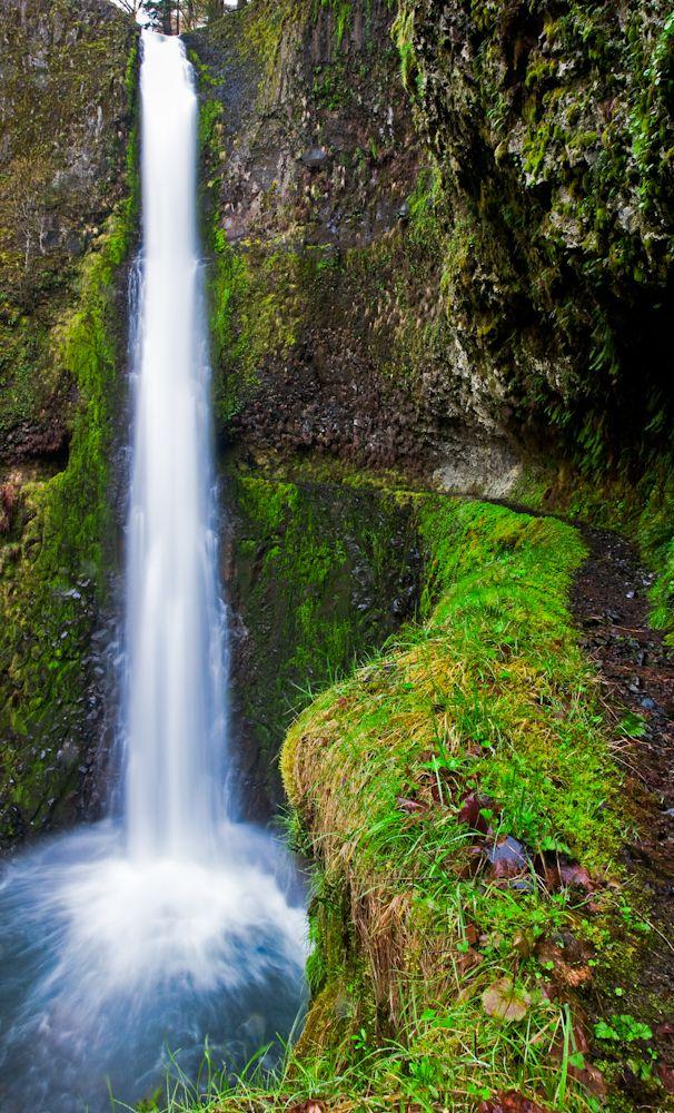 Tunnel Falls, Eagle Creek OR