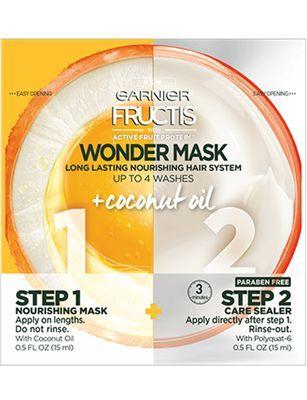 Wonder Mask  Coconut Oil Hair Mask