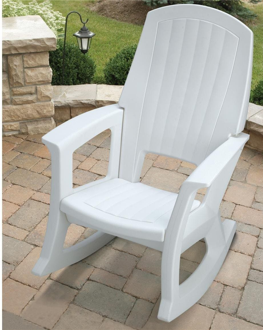 Tips To Cleaning Vinyl Outdoor Furniture Patio Rocking Chairs