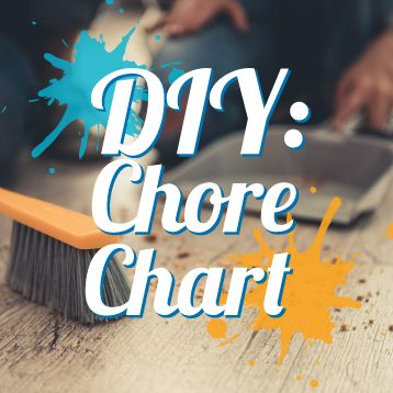 diy chore chart country home learning center country home blog