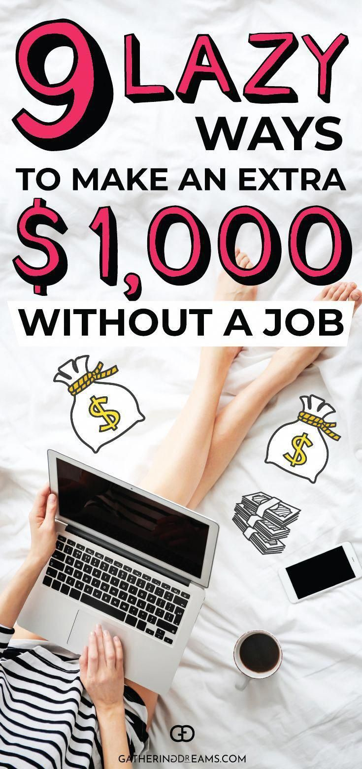 9 Quick & Easy Ways To Make Extra Money Fast | I'm the Boss!!