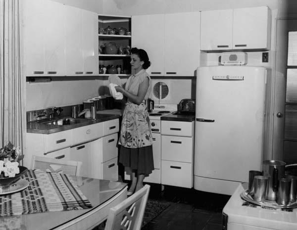 Original Levittown Kitchen Let The