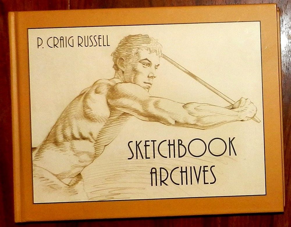 #Popular - P. Craig Russell Sketchbook Archives Book Marvel Comics New  http://dlvr.it/NjYzcN - http://Ebaypic.twitter.com/gLdBtKvGN1