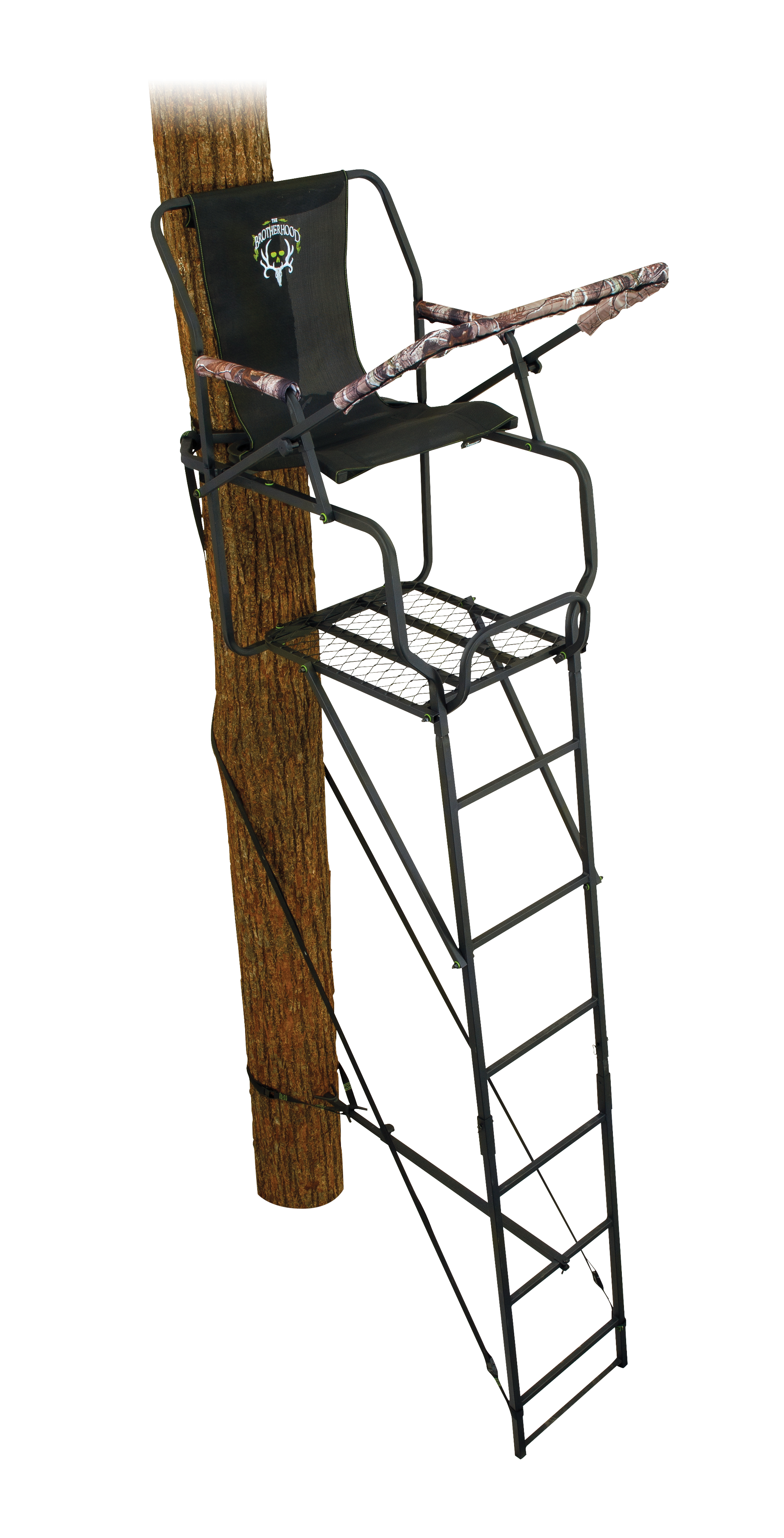 Ameristep 18 Brotherhood Deluxe Hang On 9703 Hunting Blinds Hunting Stands Hunting