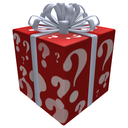 Opened Mysterious Roblox Virtual Bloxcon Gift 1 A Hat By Roblox Roblox Updated 6 23 2014 3 32 54 Pm Mystery Box Satin Scarves Surprise Box