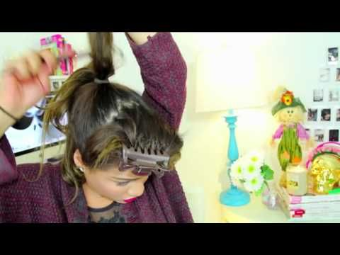 5 Simple Fall Hairstyles! - YouTube