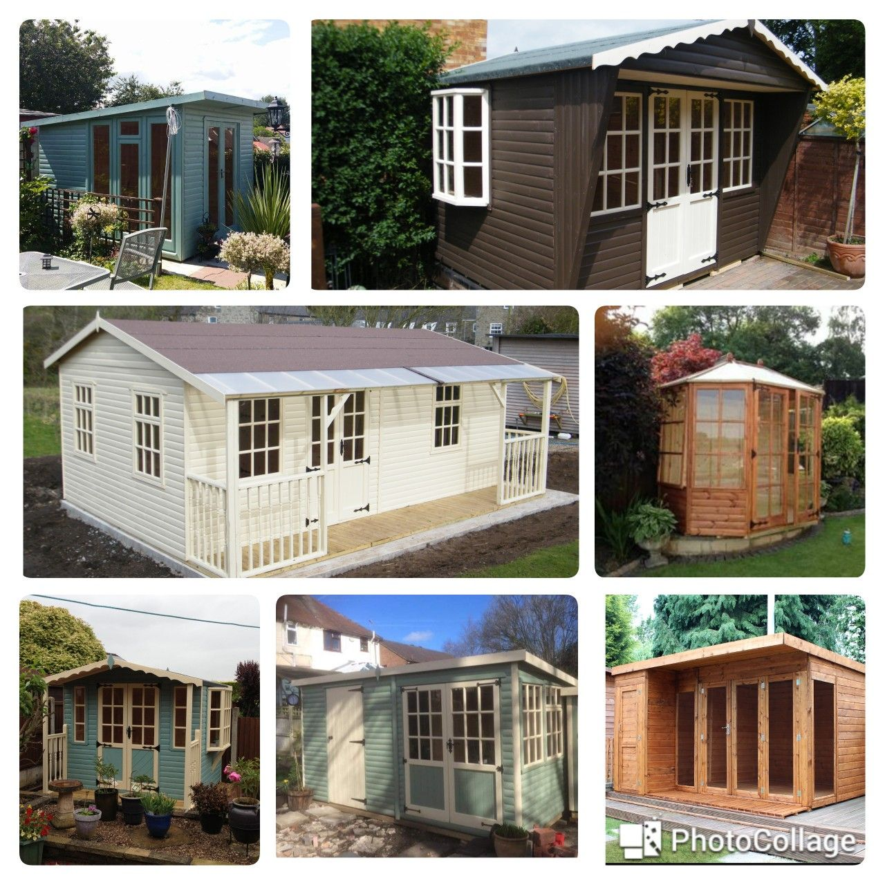 Pin By Robert Pearson On SUMMERHOUSE. HOME OFFICE SHEDS
