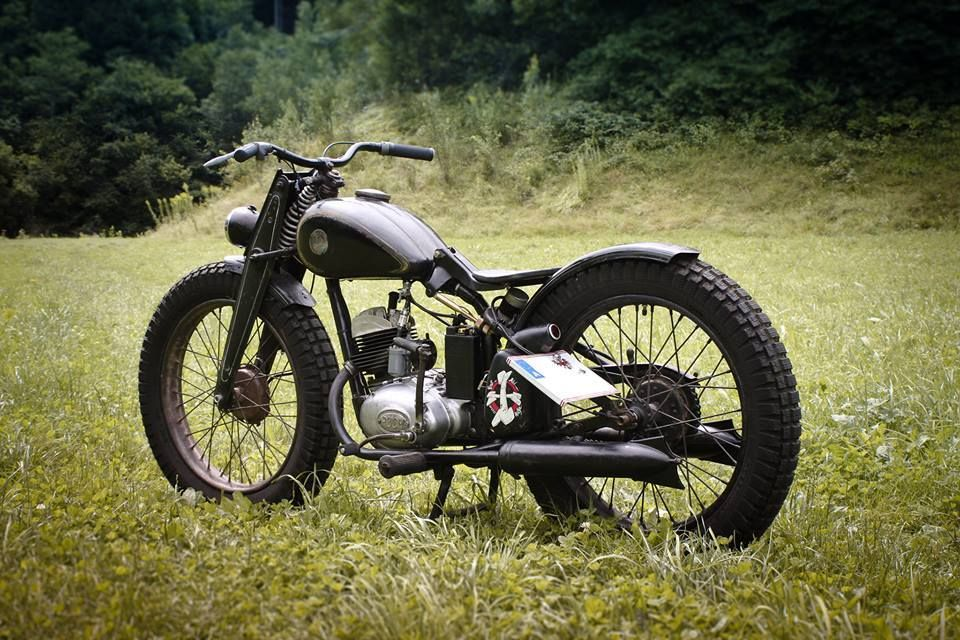 1949 Puch 125 T | Oldtimer