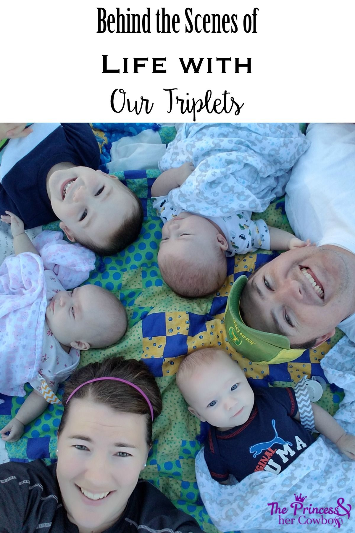 Life with triplets and a 3yo can be kind of crazy. We're answering a bunch of questions about the everyday when it comes to having triplets.