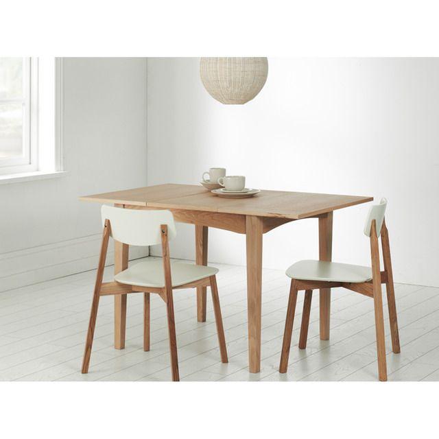 Madera, como es natural. Conjunto de 1 mesa + 2 sillas | cocinas ...