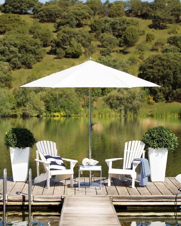 Riviera maison favoriete interieurmerk adirondack - Lakeside swimming pool raymond terrace ...