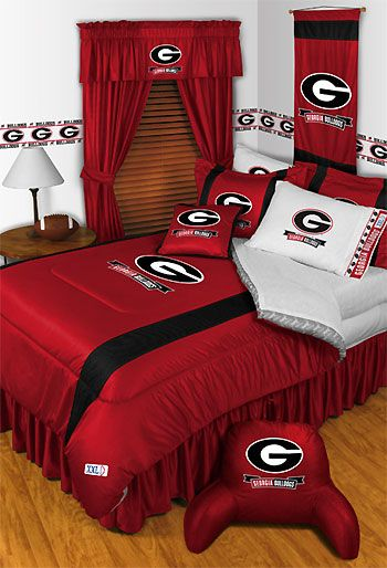 Georgia Bulldog Bedroom Ideas 2 Simple Design Ideas