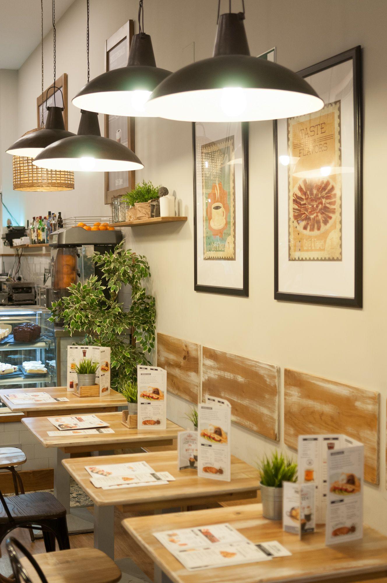 café y tapas - san jacinto (sevilla) | proyectos de nuestros