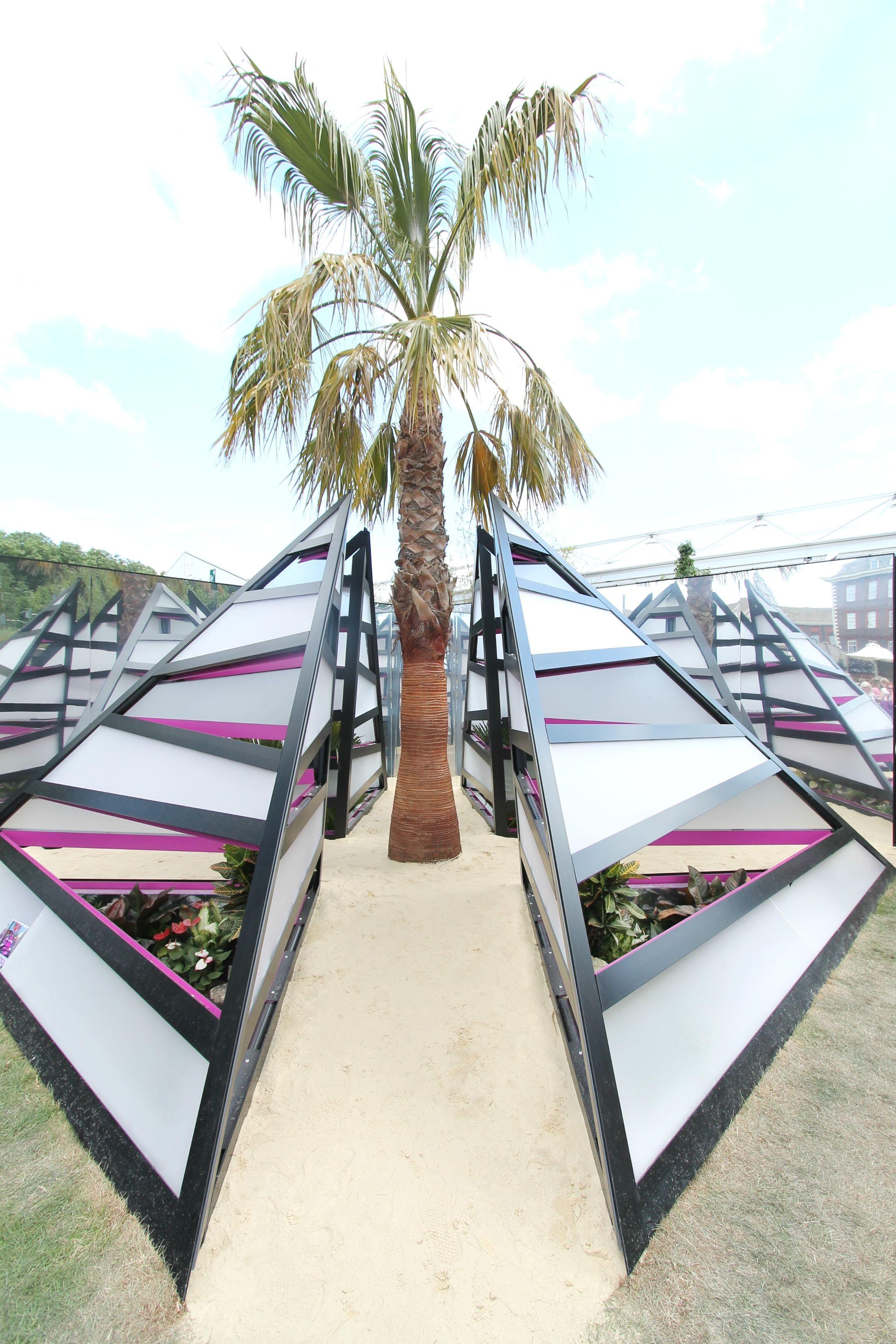 Bermuda Triangle Garden Designed By Jack Dunckley At Rhs Chelsea