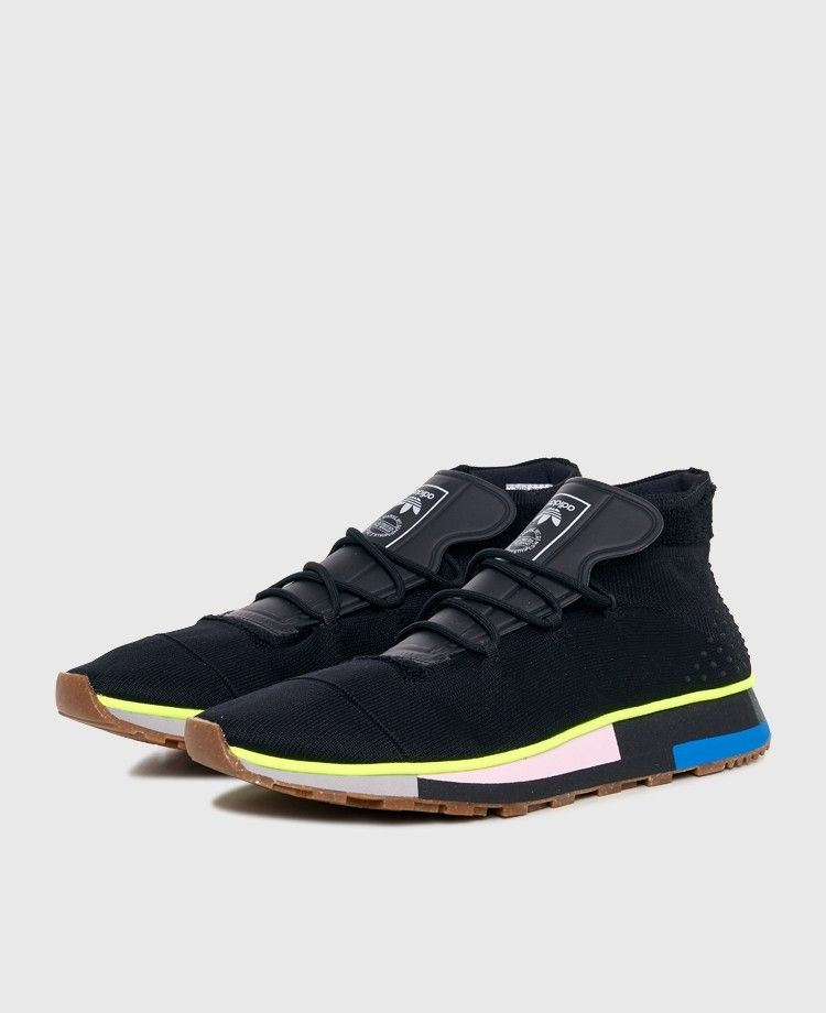 info for c0c7b b09b0 adidas x AW Run Mid Black | _shoes | Sneakers, Shoes, Womens ...