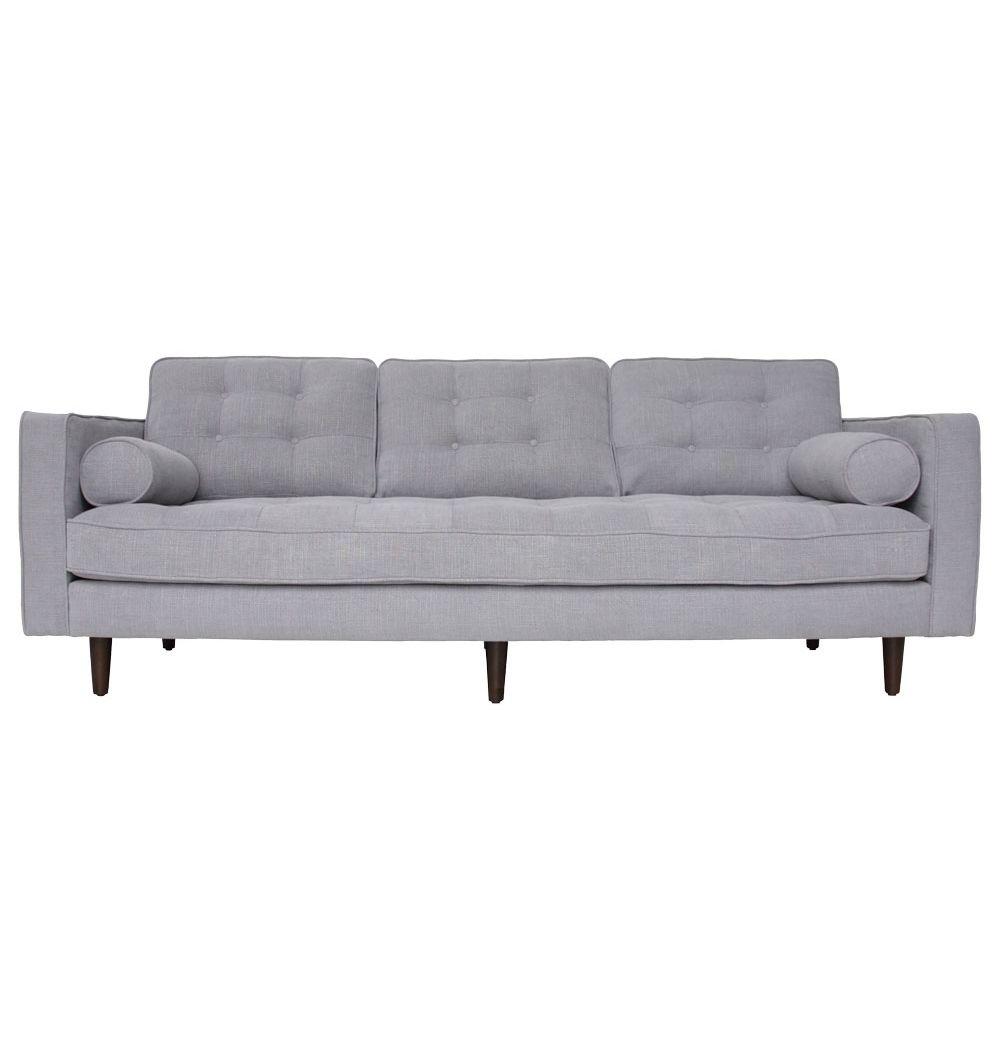 The Matt Blatt Lexington 3 Seater Sofa   Fabric   Matt Blatt