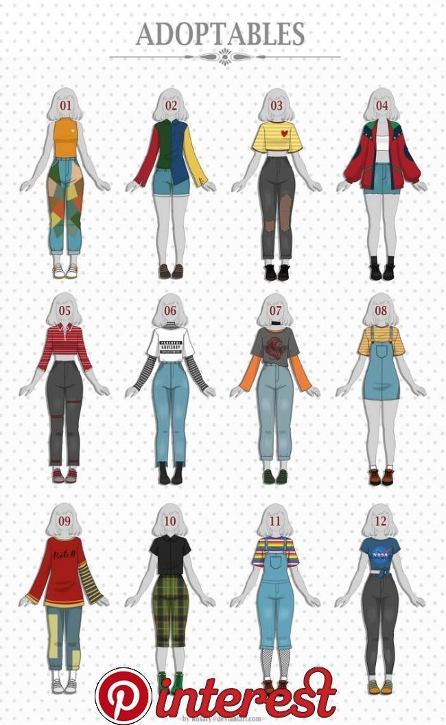 13 Anime Aesthetic Dark 80s In 2020 Fashion Design Sketches Retro Outfits Clothes Design