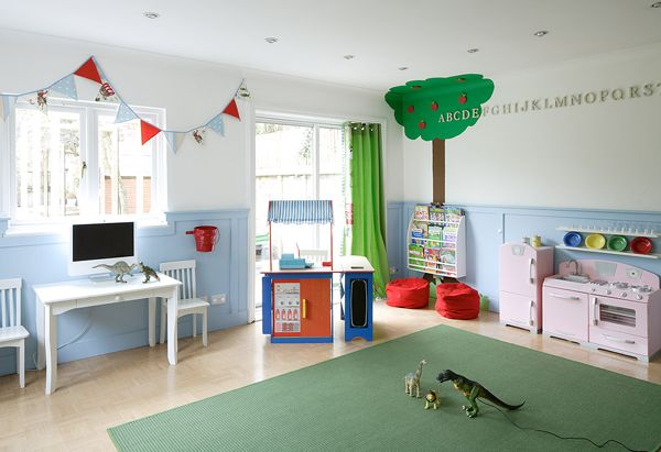 35 Awesome Kids Playroom Ideas Homemydesign Children Room Boy Playroom Design Toddler Playroom Kids playroom designs amp ideas