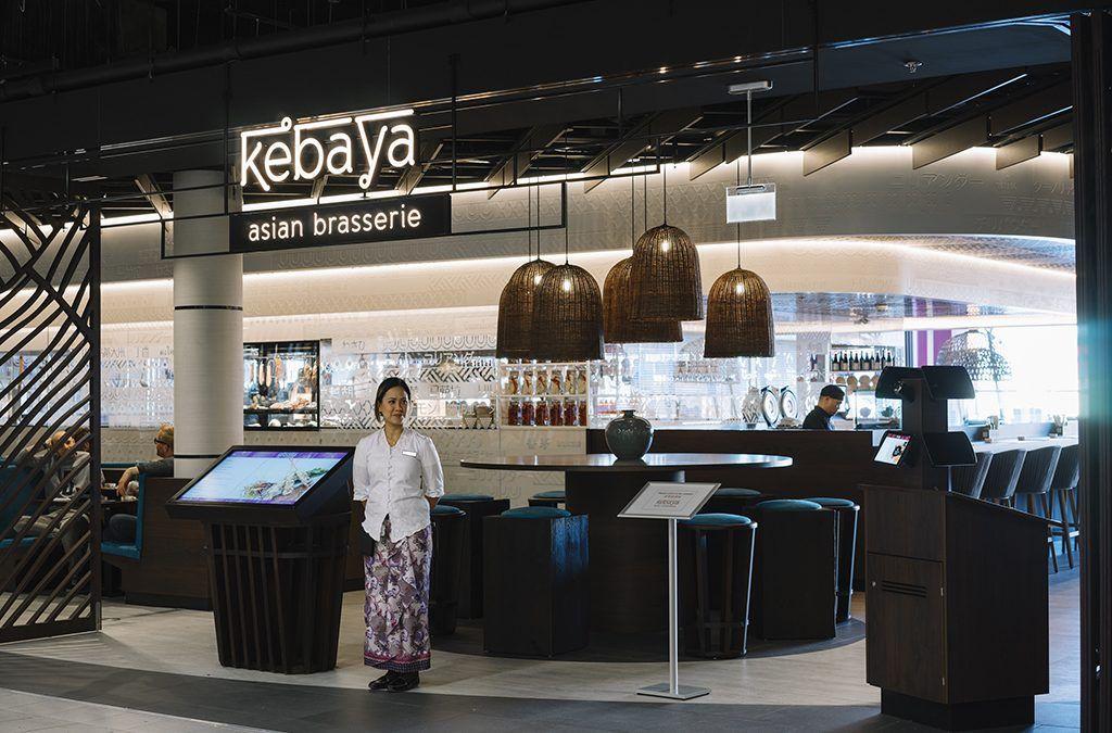 Kebaya asian brasserie schiphol