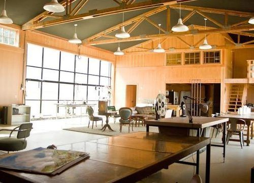 Director Gus Van Sant's Barn Studio Can Be Yours for $1.8M