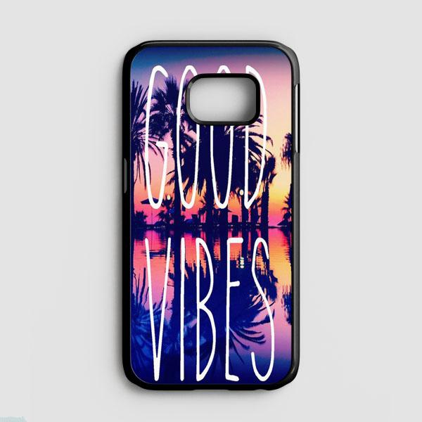 Good Vibes Only Samsung Galaxy S8 Plus Case | Casefruits