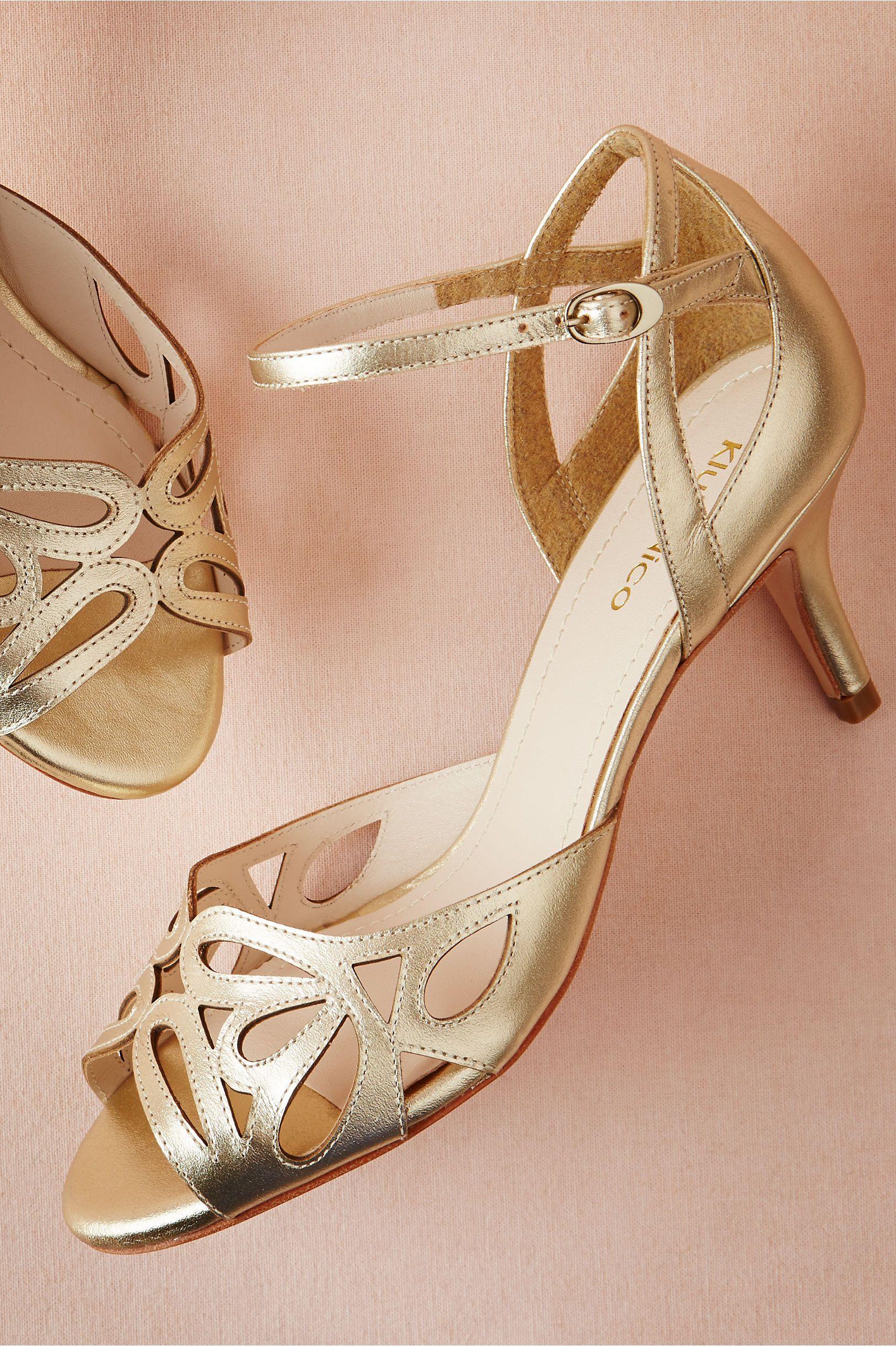 Kitten Heels: Os sapatos de salto baixo